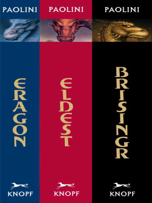 Title details for Inheritance Cycle Omnibus by Christopher Paolini - Available