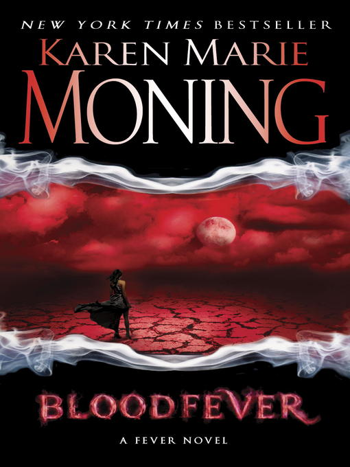 Cover image for Bloodfever