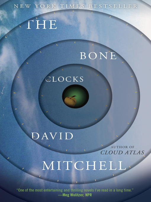 Title details for The Bone Clocks by David Mitchell - Wait list