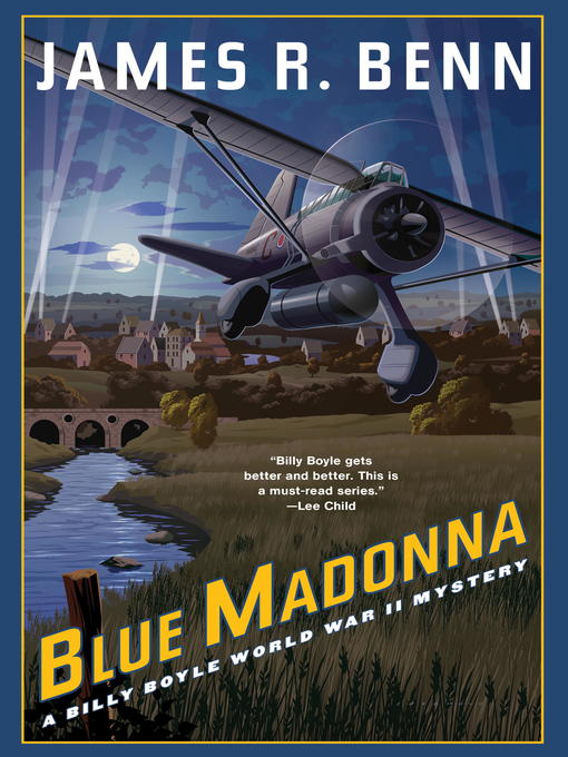 Title details for Blue Madonna by James R. Benn - Wait list