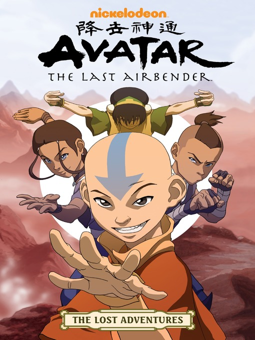 Title details for Avatar: The Last Airbender - The Lost Adventures by Various - Available