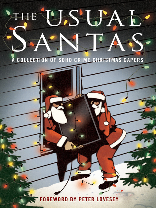 Title details for The Usual Santas by Peter Lovesey - Wait list