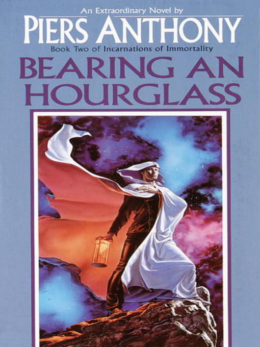 Title details for Bearing an Hourglass by Piers Anthony - Available