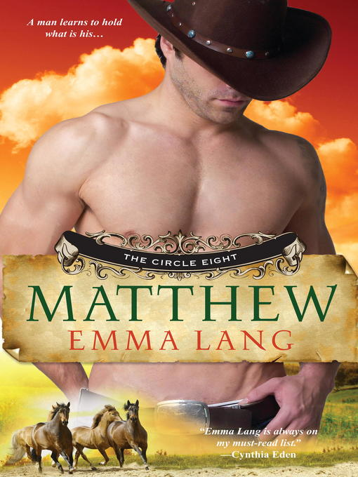 Title details for Matthew by Emma Lang - Available
