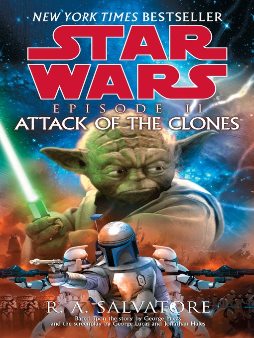 Title details for Attack of the Clones by R.A. Salvatore - Available