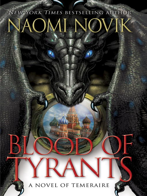 Cover of Blood of Tyrants