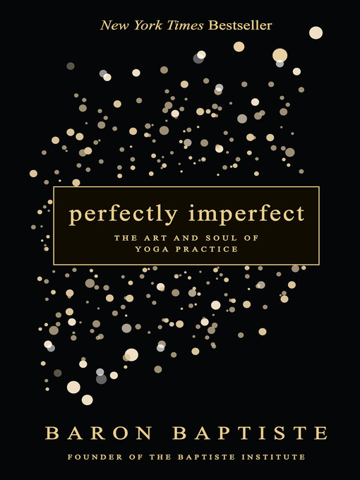 Title details for Perfectly Imperfect by Baron Baptiste - Wait list
