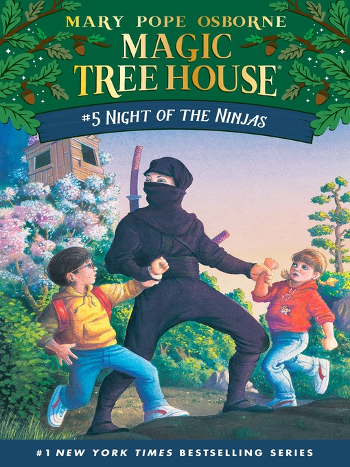 Cover of Night of the Ninjas