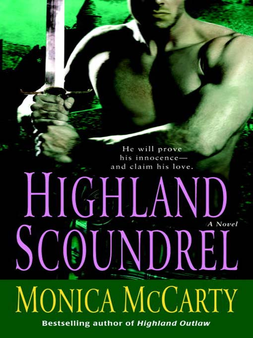 Title details for Highland Scoundrel by Monica McCarty - Wait list