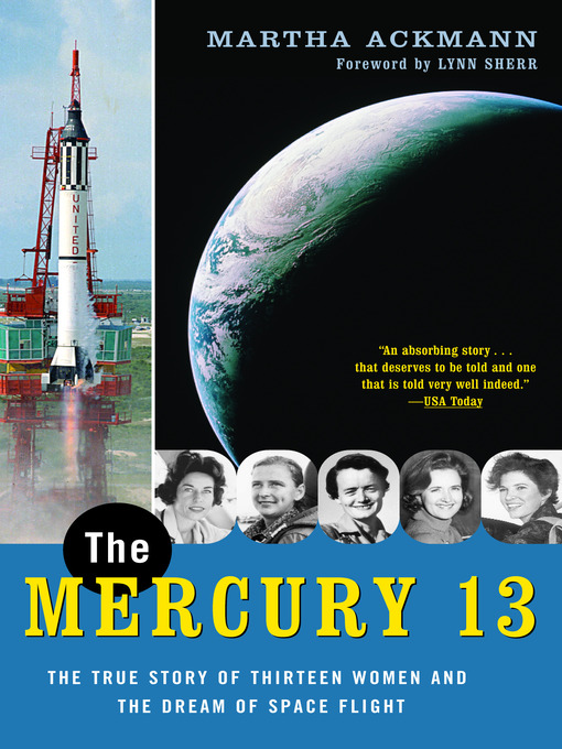 Title details for The Mercury 13 by Martha Ackmann - Wait list