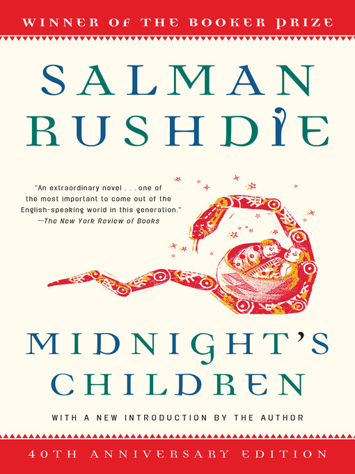 Title details for Midnight's Children by Salman Rushdie - Wait list