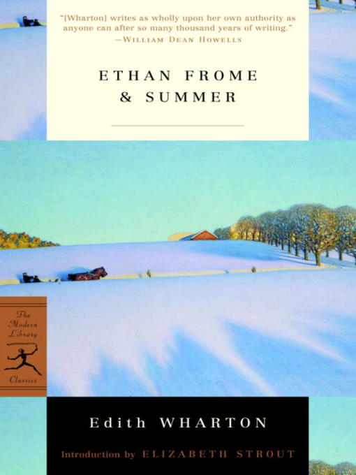 Title details for Ethan Frome / Summer by Edith Wharton - Available