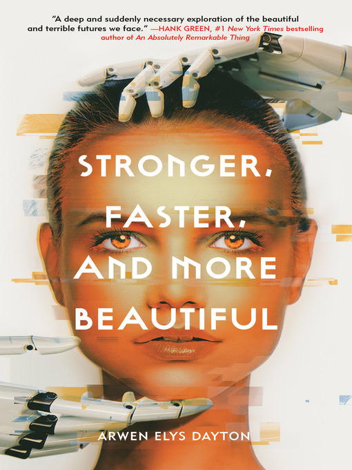 Title details for Stronger, Faster, and More Beautiful by Arwen Elys Dayton - Wait list