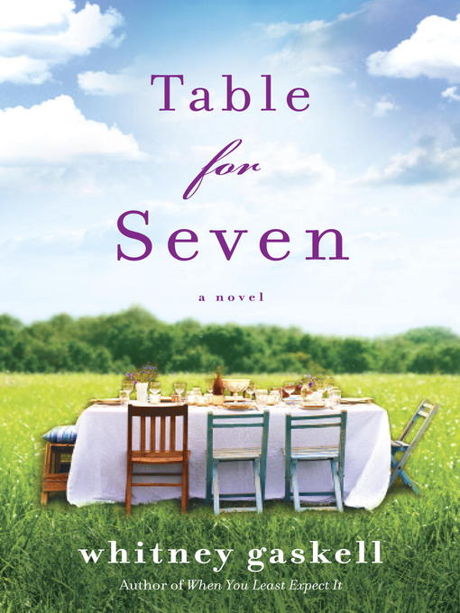 Title details for Table for Seven by Whitney Gaskell - Available