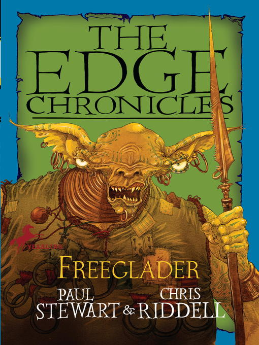 Title details for Freeglader by Paul Stewart - Available
