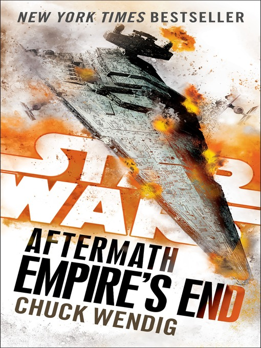 Title details for Empire's End by Chuck Wendig - Wait list