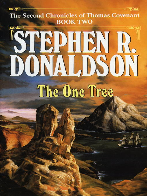 Title details for The One Tree by Stephen R. Donaldson - Available