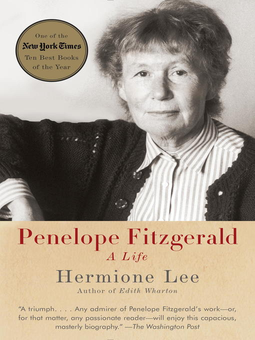 Title details for Penelope Fitzgerald by Hermione Lee - Available