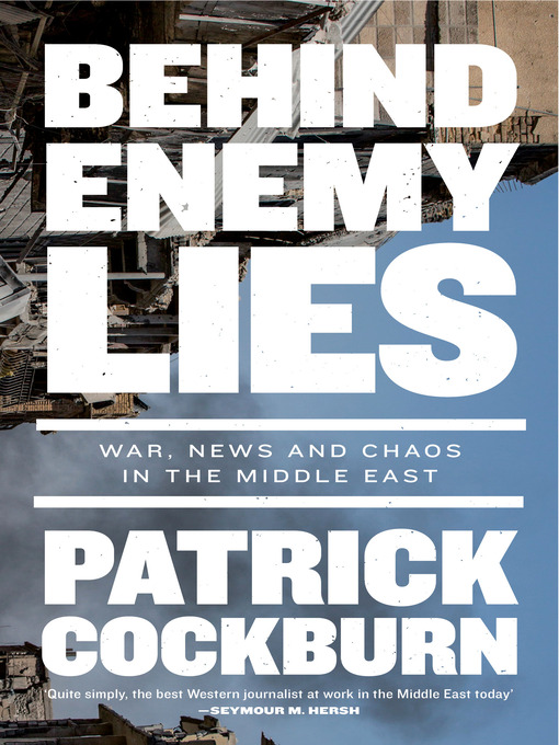Title details for War in the Age of Trump by Patrick Cockburn - Available