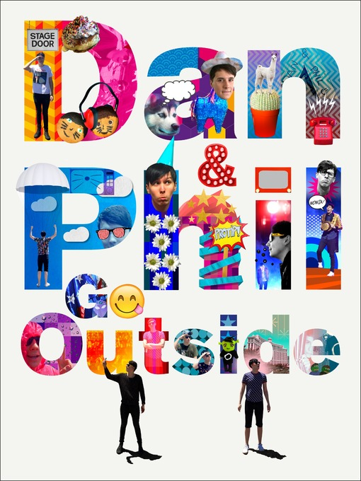 Cover of Dan and Phil Go Outside
