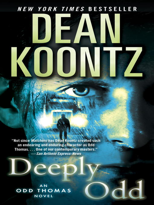 Title details for Deeply Odd by Dean Koontz - Available