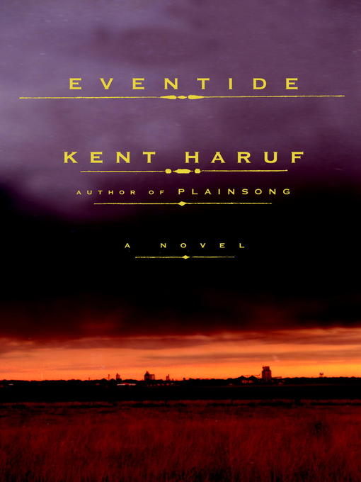 Title details for Eventide by Kent Haruf - Available