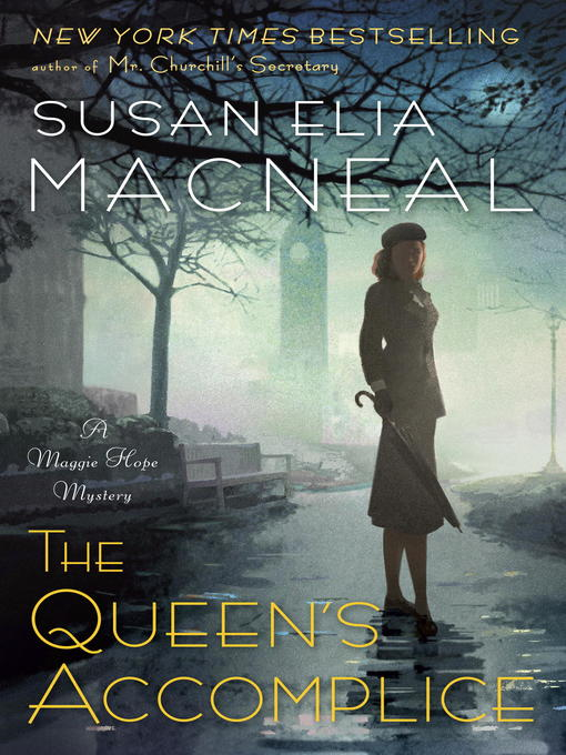 Cover image for The Queen's Accomplice