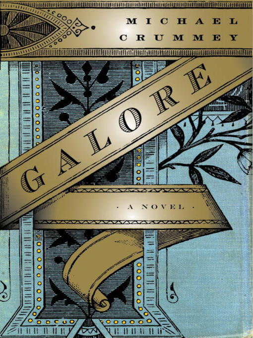 Title details for Galore by Michael Crummey - Available