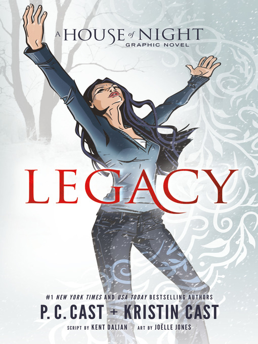 Title details for Legacy by P.C. Cast - Available