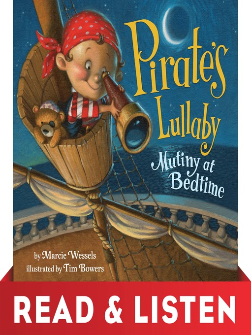 Cover of Pirate's Lullaby