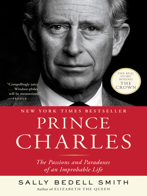 Title details for Prince Charles by Sally Bedell Smith - Available