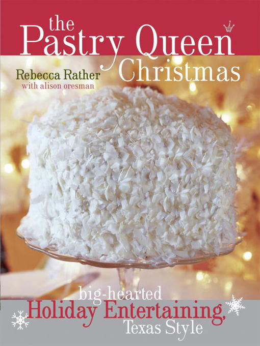 Title details for The Pastry Queen Christmas by Rebecca Rather - Wait list