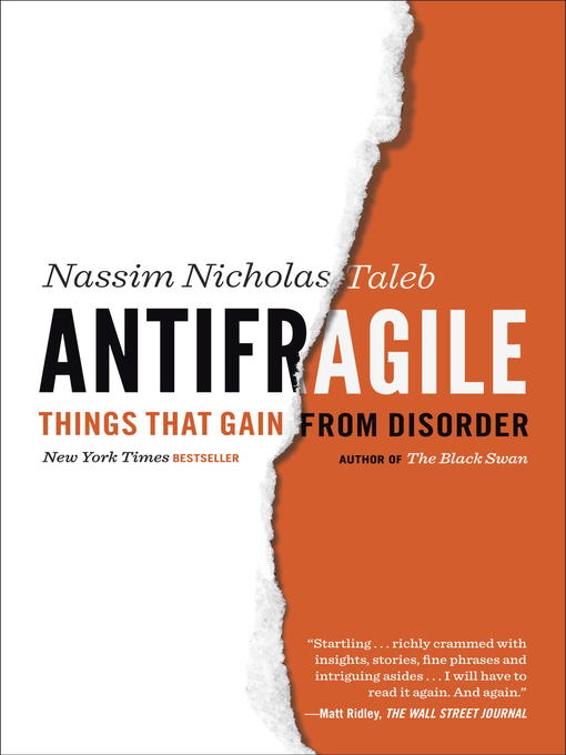 Antifragile National Library Board Singapore Overdrive