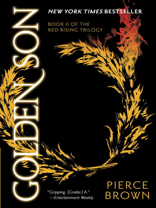 Title details for Golden Son by Pierce Brown - Available
