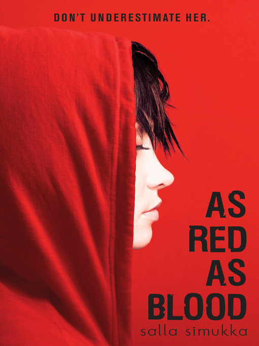 Cover of As Red as Blood