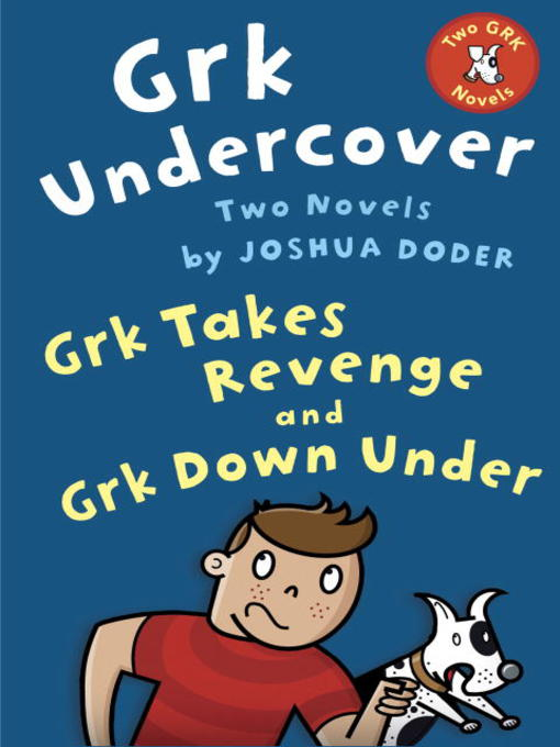 Cover of Grk Undercover