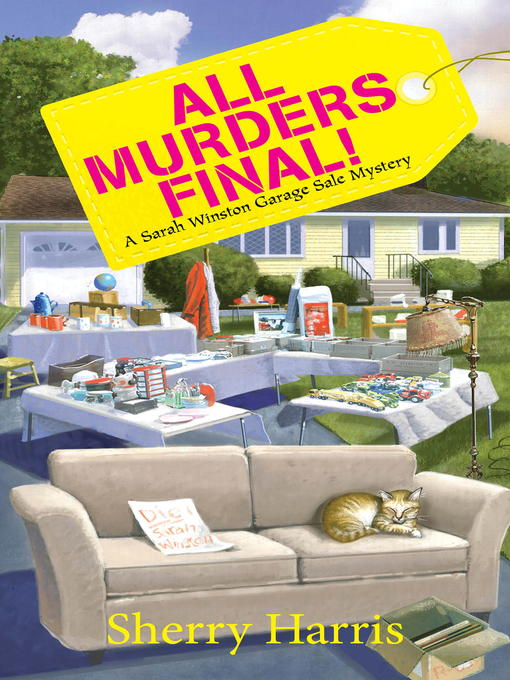 Title details for All Murders Final! by Sherry Harris - Available