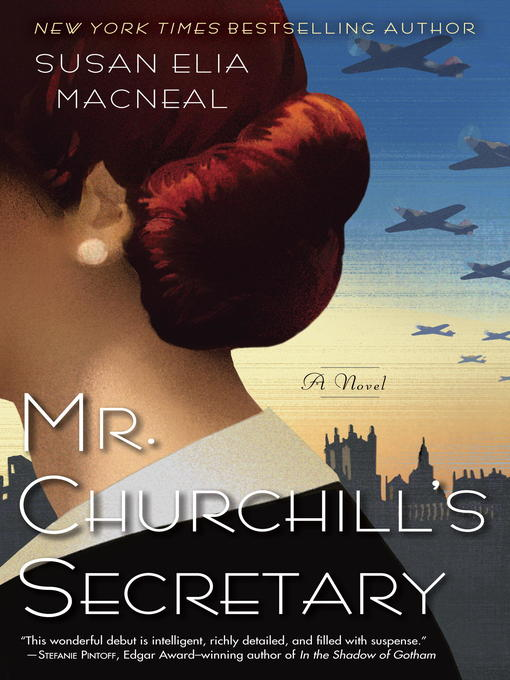 Title details for Mr. Churchill's Secretary by Susan Elia MacNeal - Wait list