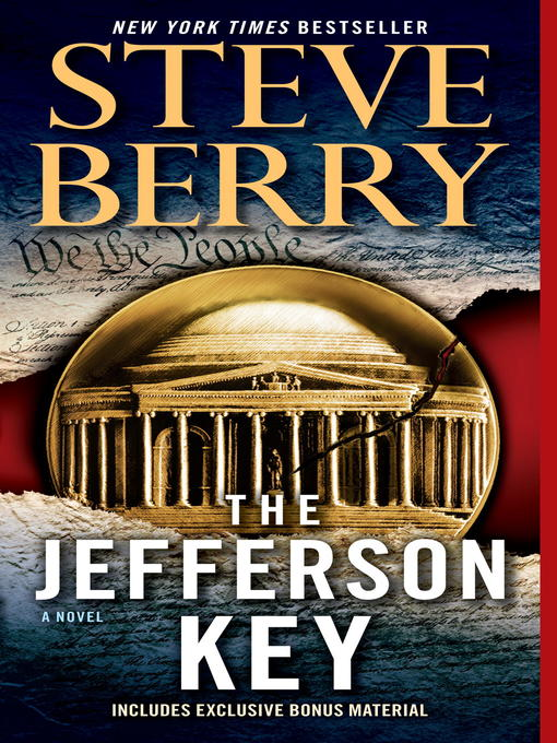 Title details for The Jefferson Key (with bonus short story the Devil's Gold) by Steve Berry - Available