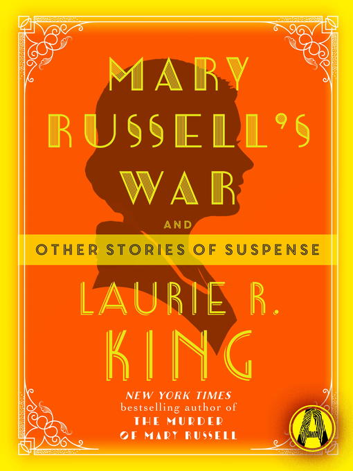 Cover of Mary Russell's War