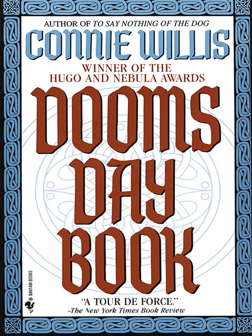 Title details for Doomsday Book by Connie Willis - Wait list