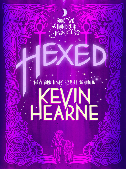 Title details for Hexed by Kevin Hearne - Available