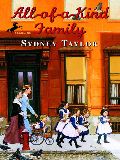 Title details for All-of-a-Kind Family by Sydney Taylor - Wait list