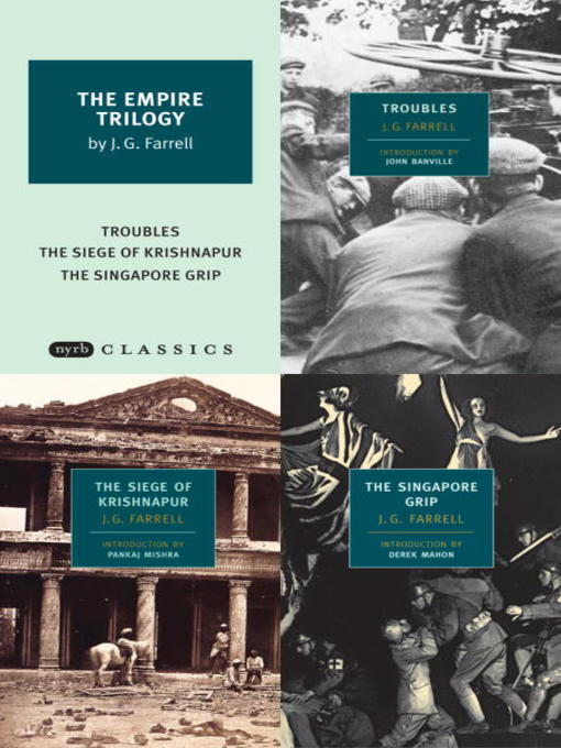 Title details for The Empire Trilogy by J.G. Farrell - Available