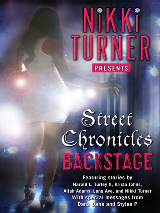 Title details for Backstage by Nikki Turner - Wait list
