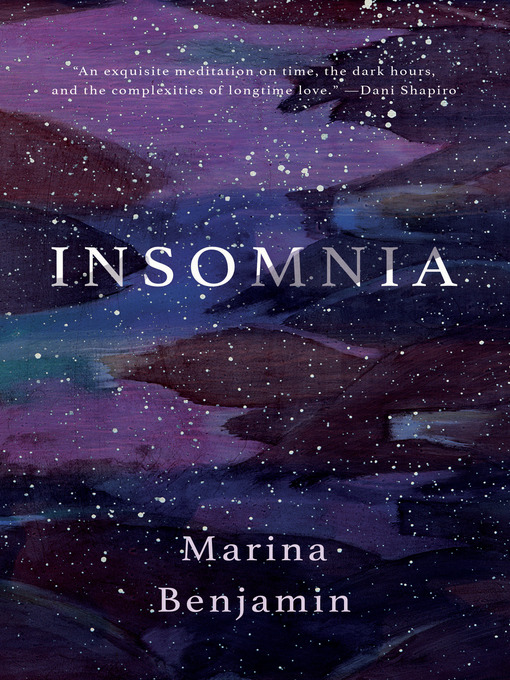 Title details for Insomnia by Marina Benjamin - Available