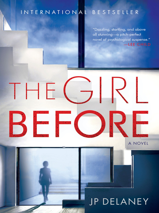 Title details for The Girl Before by JP Delaney - Wait list