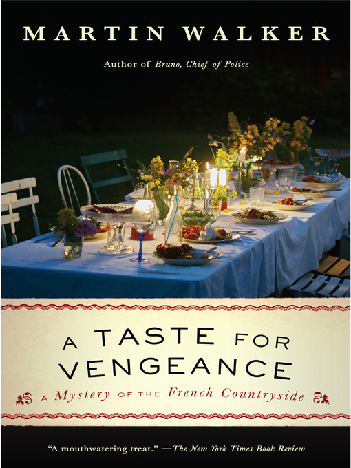 Cover of A Taste for Vengeance