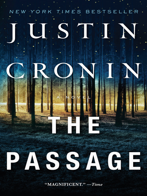 Title details for The Passage by Justin Cronin - Available
