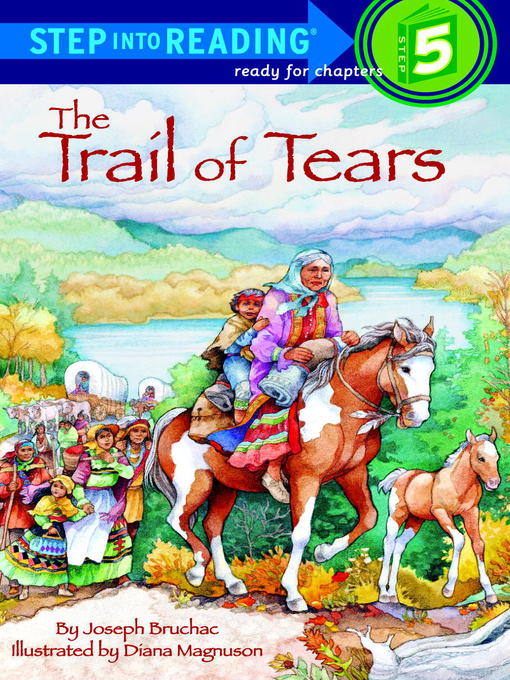 Title details for The Trail of Tears by Joseph Bruchac - Available